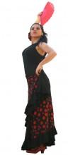 Flamenco Tanz Kleider Damen