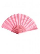 Flamencofächer rosa