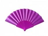 Flamencofächer violet