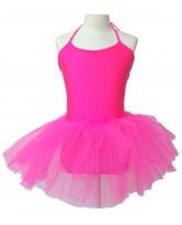 Kinder Ballet Tutu dunkel rosa