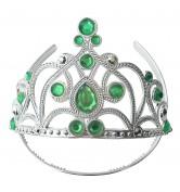 Elsa Frozen Fever Tiara Krone für Mädchen Eiskönigin Grün