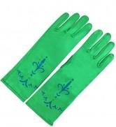 Elsa Frozen Fever Handschuhe Grün für Mädchen Eiskönigin
