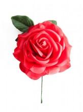 Spanische Flamenco rose, rot