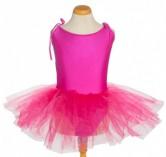 Kinder Ballet Tutu fuchsia rosa