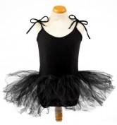 Kinder Ballet Tutu schwarz