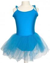 Kinder Ballet Tutu dunkel blau