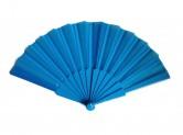 Flamencofächer blau