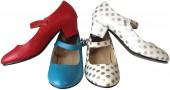 Spanische Flamenco Schuhe