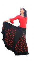 Spanische Flamenco Röcke