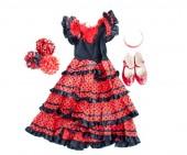 Spanische Flamenco Pakete
