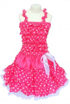 Prinzessinnen kleid Naoma Deluxe rosa weiß