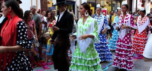 Spanische Kleider Damen